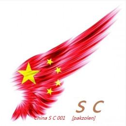 China  S C  001