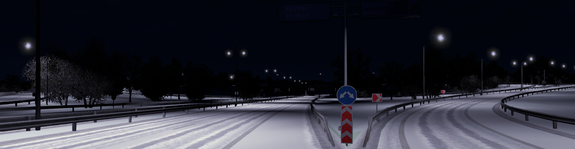 Winter mod is now available! — TruckersMP